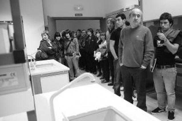 El campus de Tudela se abre a futuros alumnos