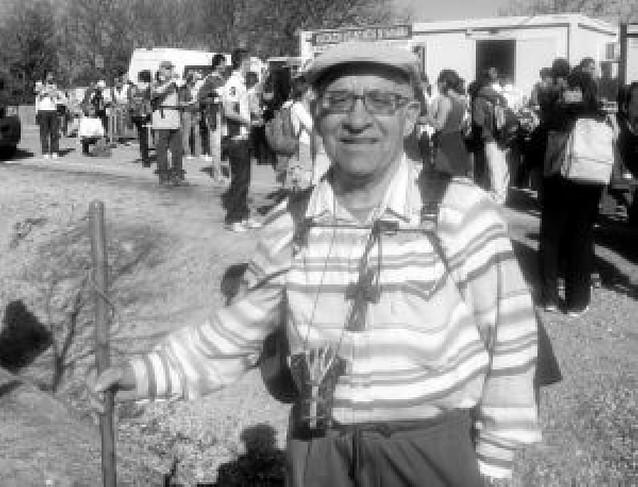 Saturnino Zabalza suma más Javieradas que años cumplidos