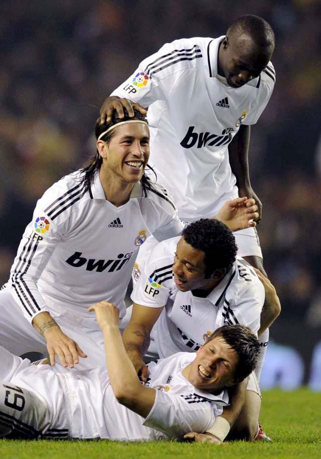 El Madrid resurge en San Mamés