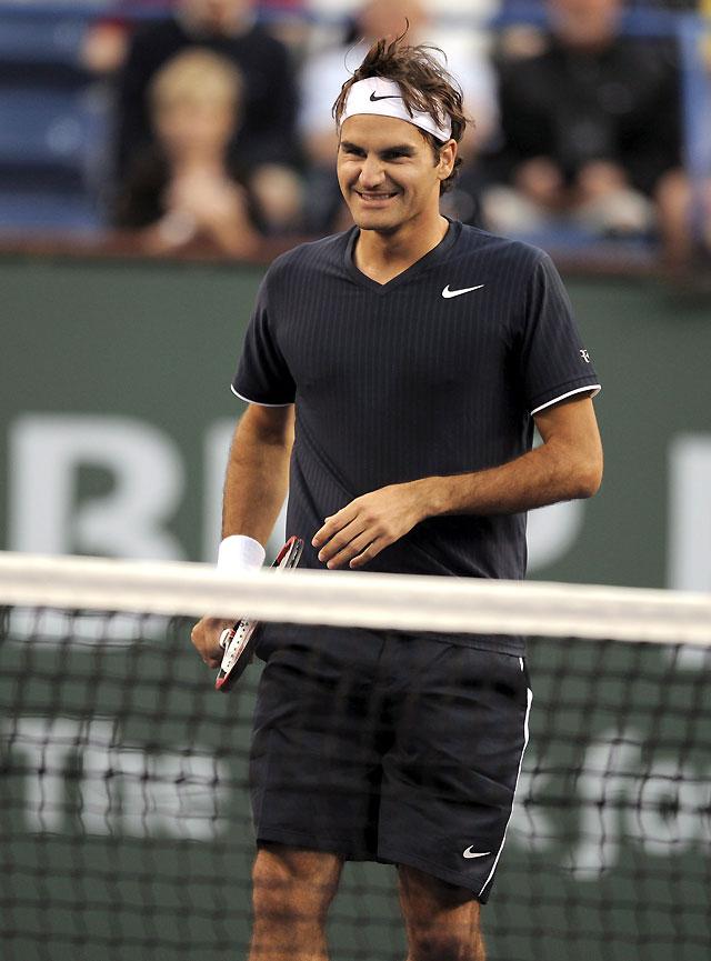 Verdasco y Federer se plantan en la tercera ronda de Indian Wells