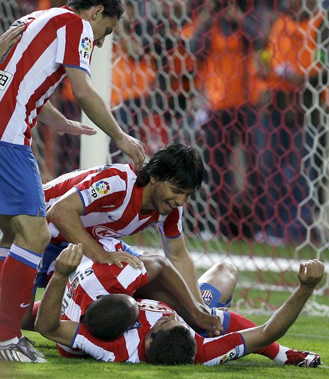 Otra remontada épica engancha al Atlético a la pelea por la 'Champions'