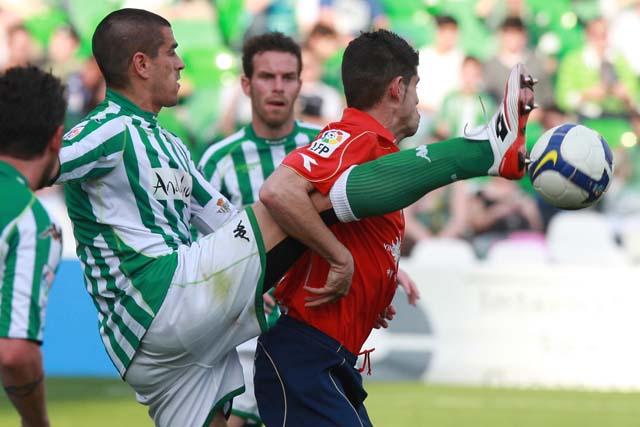 """Camacho: """"No hubiéramos marcado gol ni jugando dos días"""""""