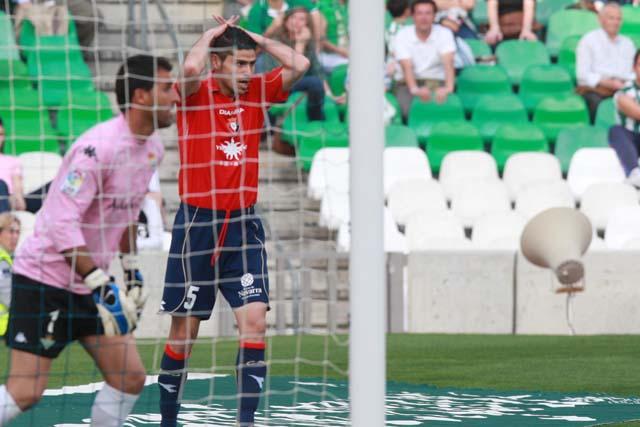 Oier renueva su contrato con Osasuna y seguirá siendo rojillo hasta 2012