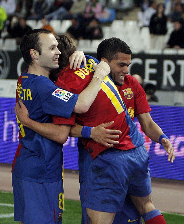 El Barcelona da otro golpe de autoridad y mantiene las distancias