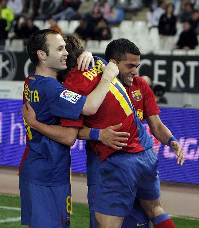 El Valladolid vence y enciende todas las alarmas del Getafe