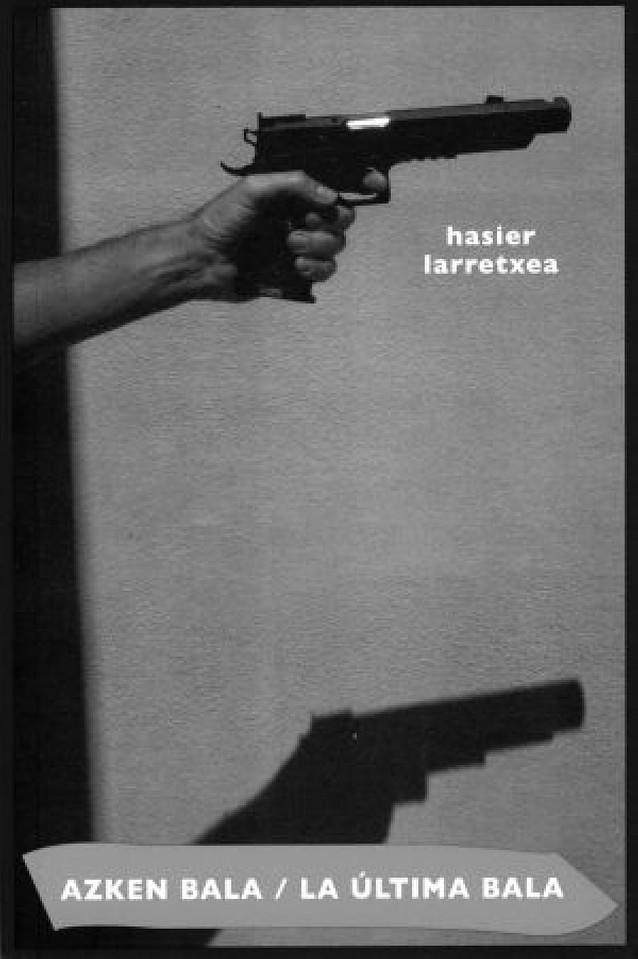 """Una bala """"escupida"""" contra la violencia"""