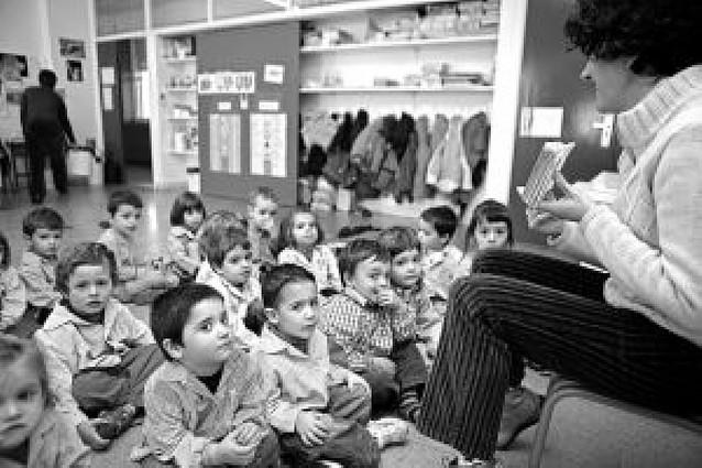 Las bajas de maestros de Inglés y Pedagogía Terapéutica en euskera no se cubren