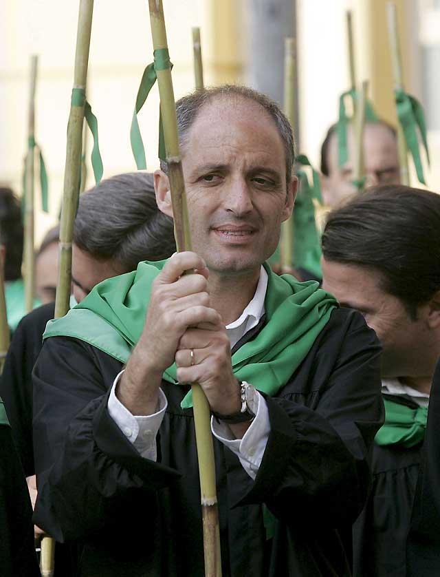 El sastre de Francisco Camps asegura que fue Pablo Crespo quien pagó las facturas