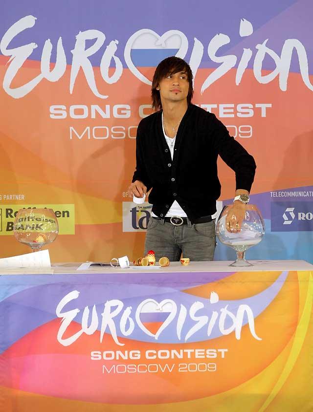 Soraya actuará en última posición en el festival de Eurovisión