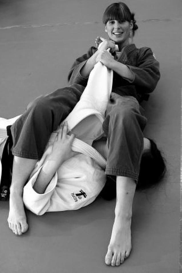 """""""Cuando piso el tatami se me van los dolores y salgo al máximo"""""""