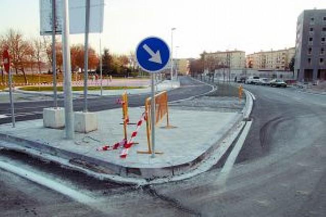 El consistorio abre la calle Blas de la Serna y planea crear más aparcamientos en La Milagrosa