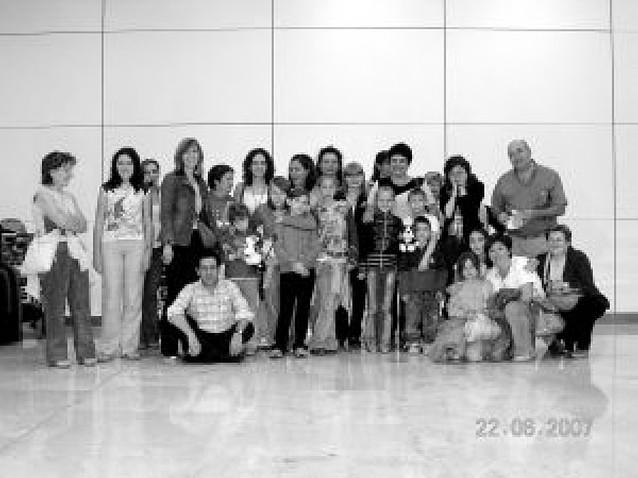 La ONG Villava Solidaria traerá este verano a 19 niños de Rusia