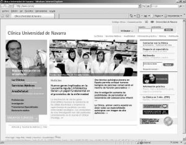 La Clínica Universitaria de Navarra cambia de nombre