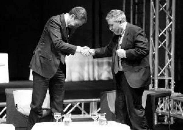 """El último Nobel de Economía augura un futuro """"muy doloroso"""" para España"""