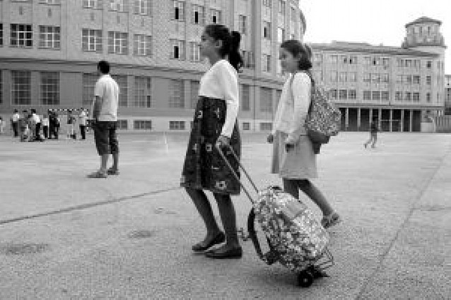 Maristas implanta el uniforme escolar con carácter voluntario