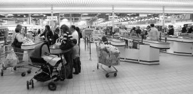 Las marcas blancas suponen por primera vez más del 30% de la cesta de la compra