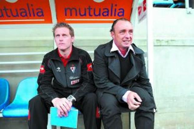 """""""Se sufre mucho más como entrenador que jugando"""""""