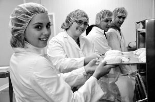 El IES Ega ofrece una opción única en Navarra con la vista en la agroindustria
