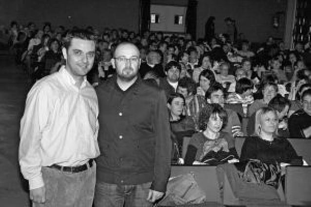Los cortometrajes de dos directores tudelanos abren la muestra