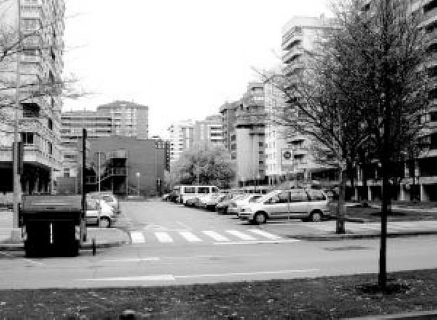 Iturrama tendrá un parking con 211 plazas en propiedad