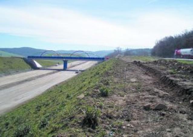 La apertura hasta Loiti de la Autovía a Jaca se retrasa ahora a mediados de abril