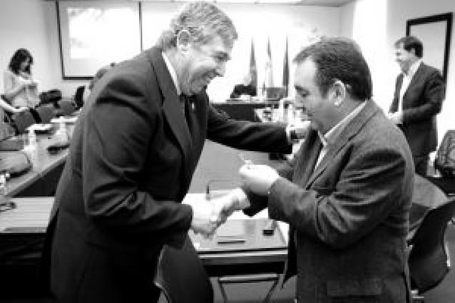 """Roig afirma que el plan de empleo situará a Navarra en el """"pleno empleo"""""""