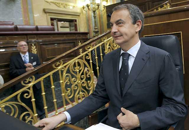 """Zapatero contesta a ERC que contará con apoyos suficientes para su proyecto """"progresista"""""""