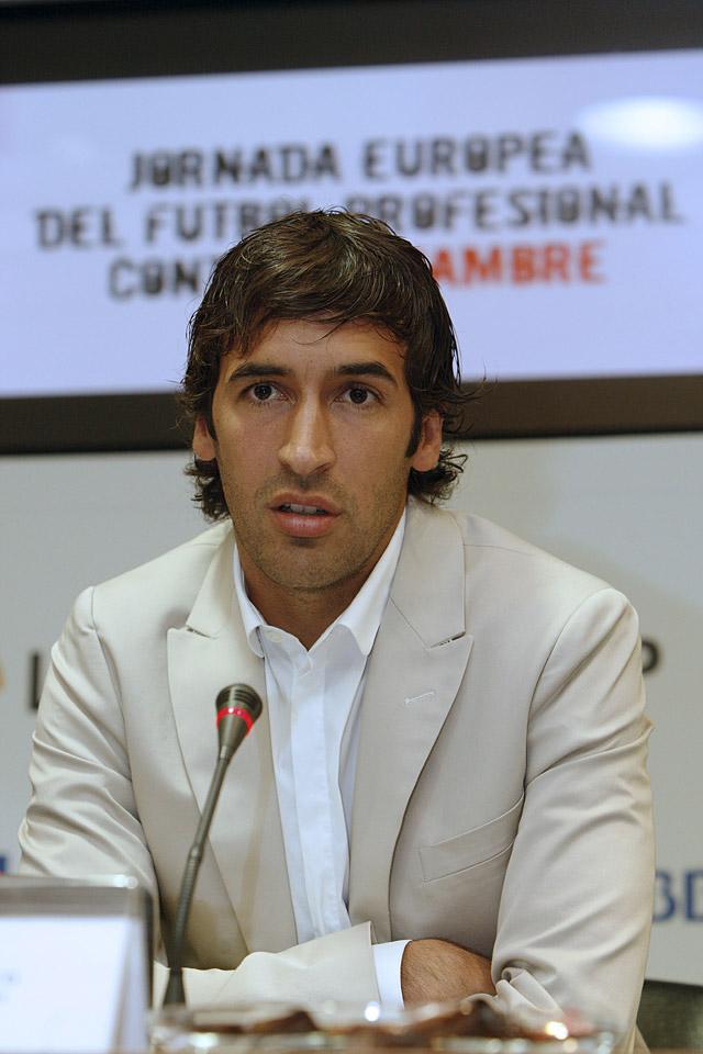 """Raúl: """"Ir a la selección es un privilegio, pero no es algo que me quite el sueño"""""""