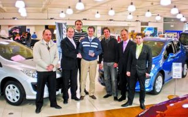 Premio comercial a Torregrosa