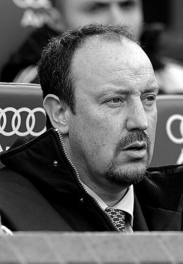 Rafa Benítez renueva hasta 2014