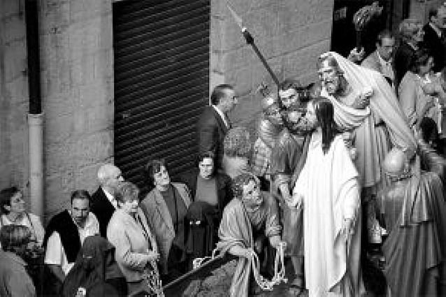 Pamplona tendrá también procesión en la tarde del Jueves Santo