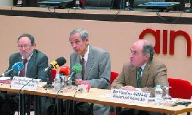 Francisco Arasanz, nuevo director de AIN tras la dimisión de Miguel Ángel Munárriz