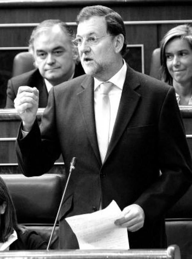 Rajoy pronostica que el Gobierno no podrá aguantar más de medio año