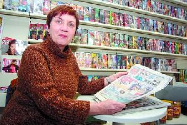 Prensa, películasy libros eslavos