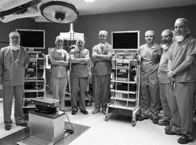 La CUN se dota de los últimos equipos de imagen para cirugía