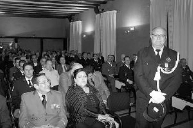 Medalla al valor para un policía local de Tudela