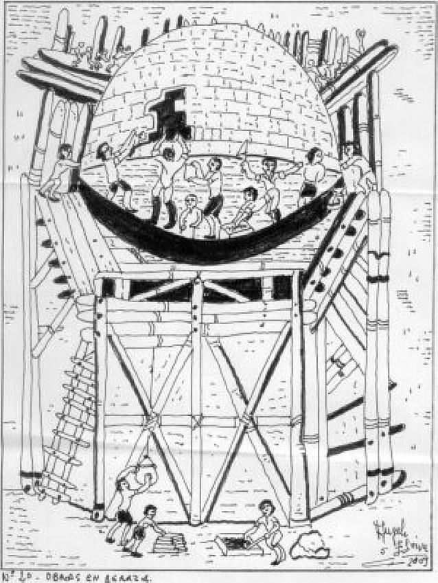 1709 y obras en Beraza