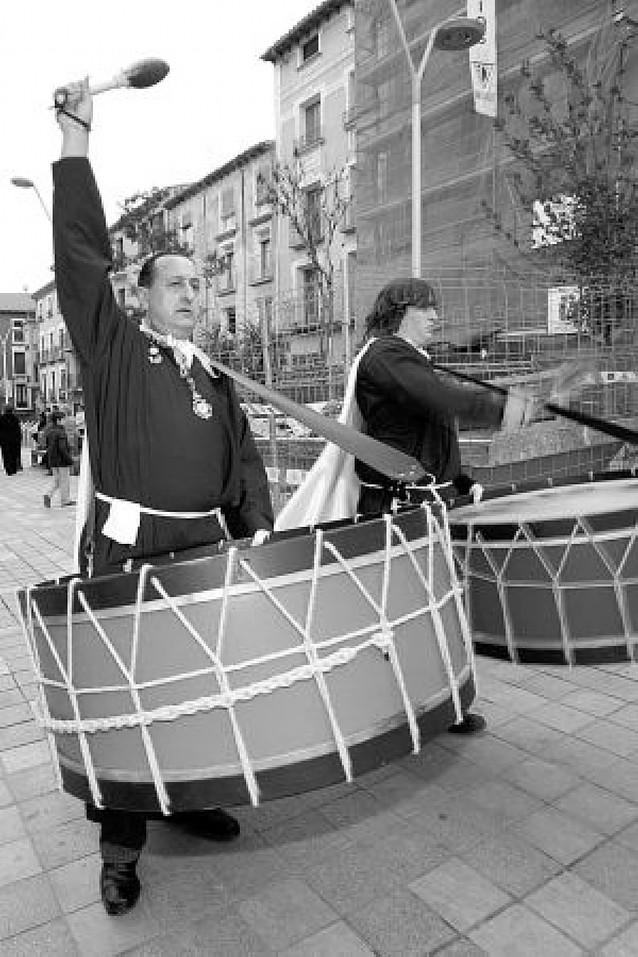 Diez grupos participan en la III Concentración de Bandas de Tambores