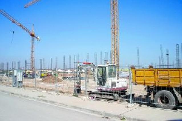 Comienza la construcción del nuevo colegio de Infantil