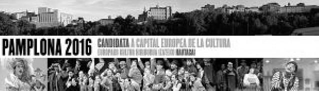 Pamplona continúa con escasos apoyos como capital cultural europea