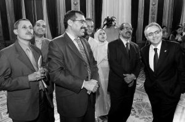 El presidente saharaui agradece a Navarra su solidaridad