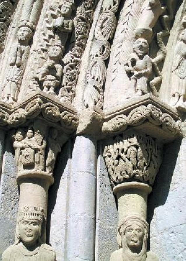 Santa María de Sangüesa ya luce como nueva