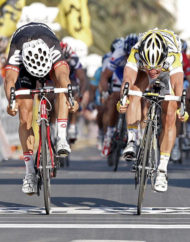 Cavendish se apunta la 100 edición de la Milán-San Remo