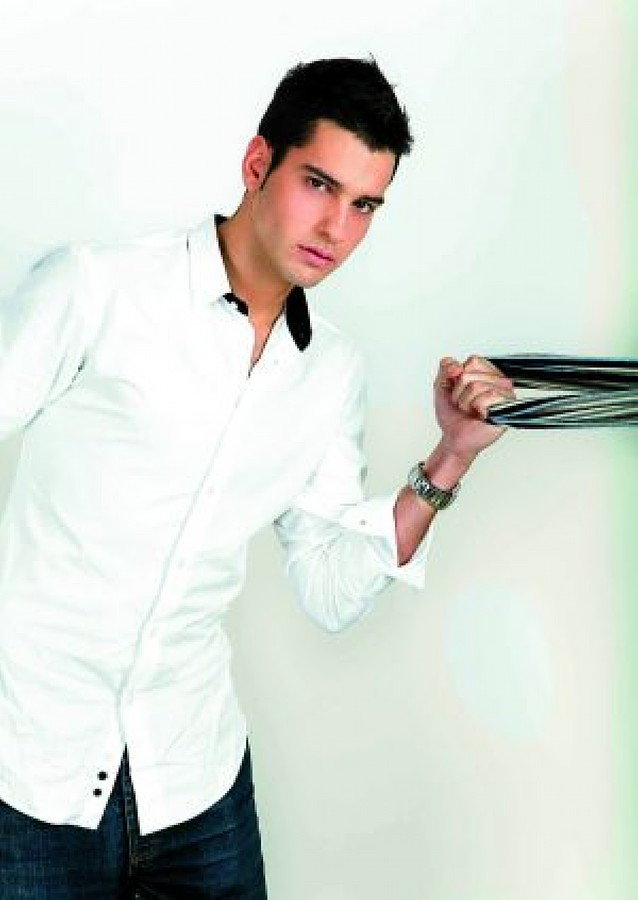 Héctor Soria representará a Navarra en el certamen Caballero de España