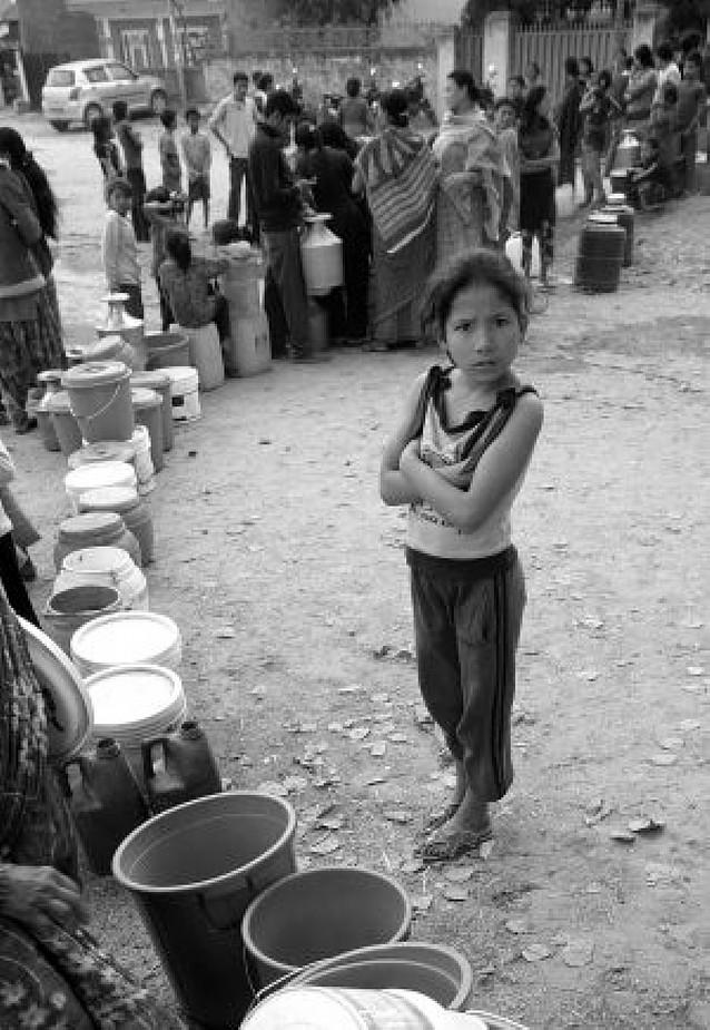 Fracasa el intento de declarar el agua derecho humano