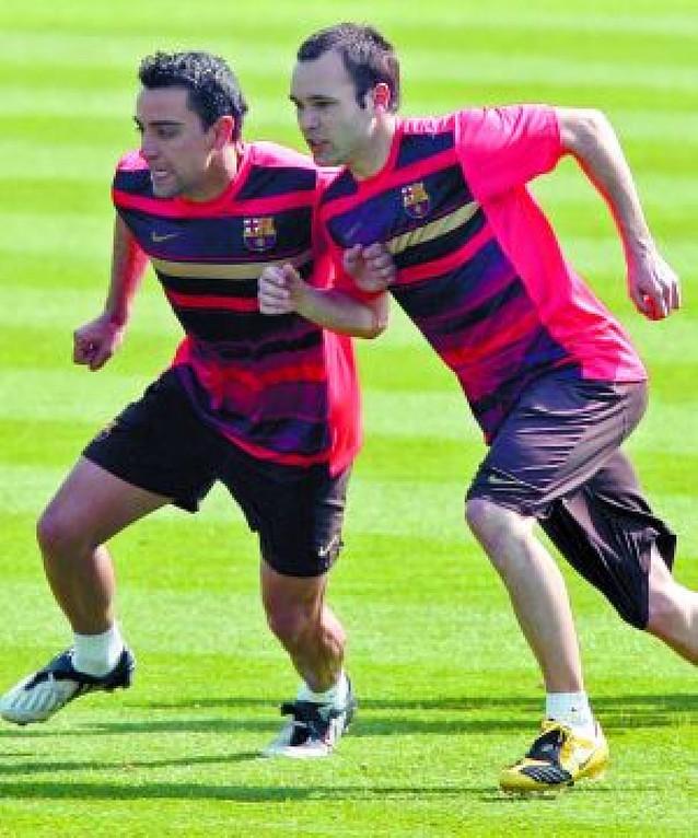 Citas desiguales de Barça y Madrid