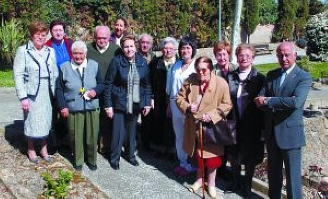 La residencia San José rinde un homenaje a sus voluntarios