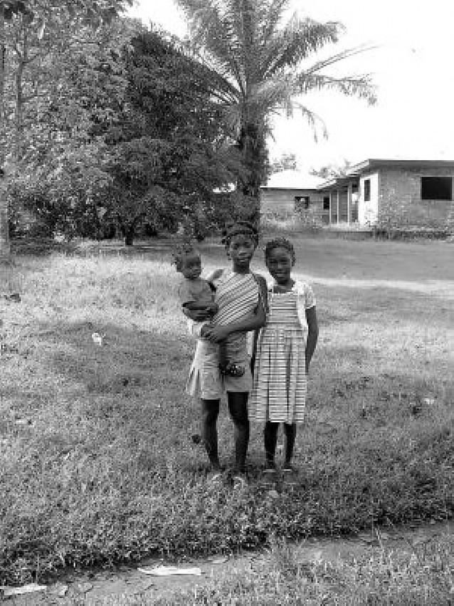 Ama Mayte busca familias para acoger niños de Guinea en verano