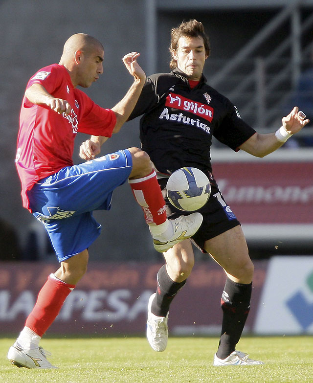 El Numancia se agarra a la salvación con su victoria frente al Sporting