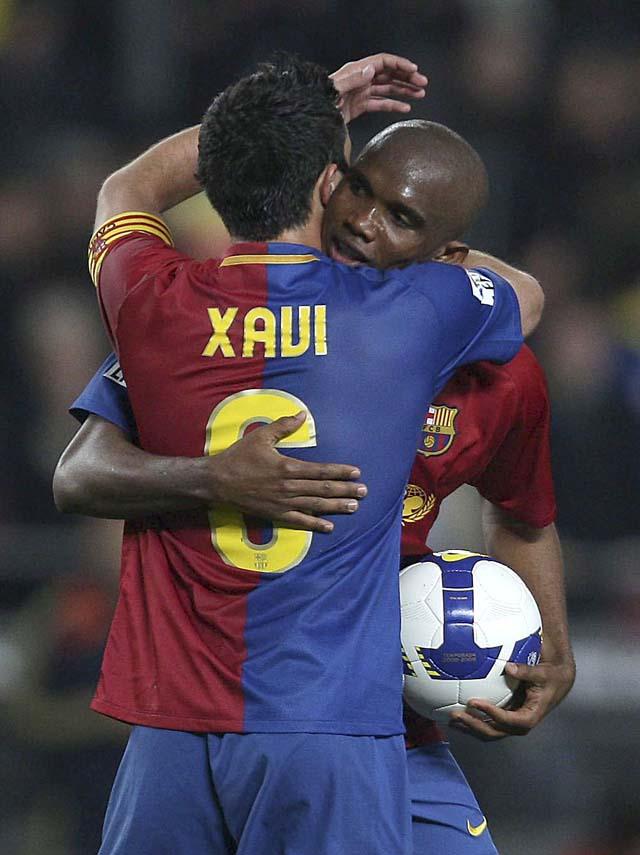 El Barça es una fiesta